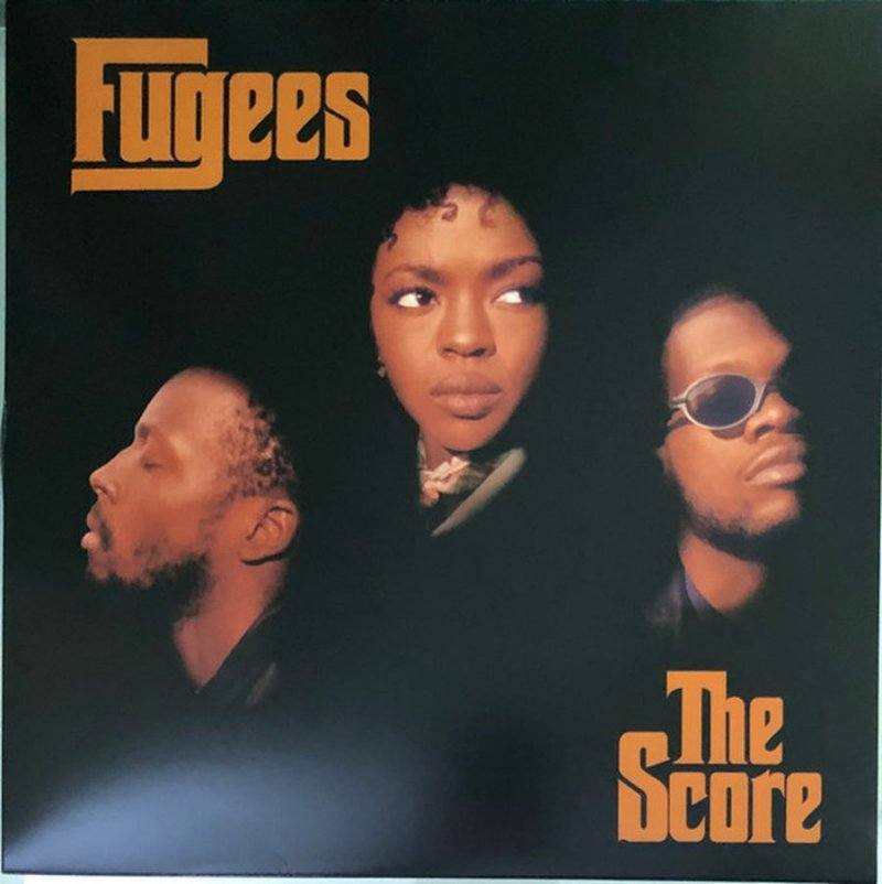 Image of   Fugees - The Score - Vinyl / LP