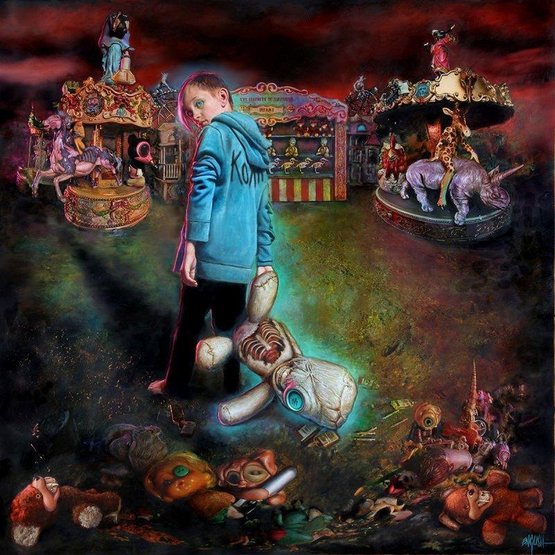 Korn - The Serenity Of Suffering - Vinyl / LP