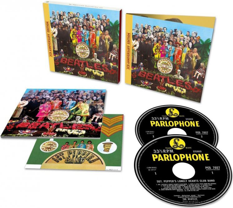 The Beatles - Sgt. Peppers Lonely Hearts Club Band - CD