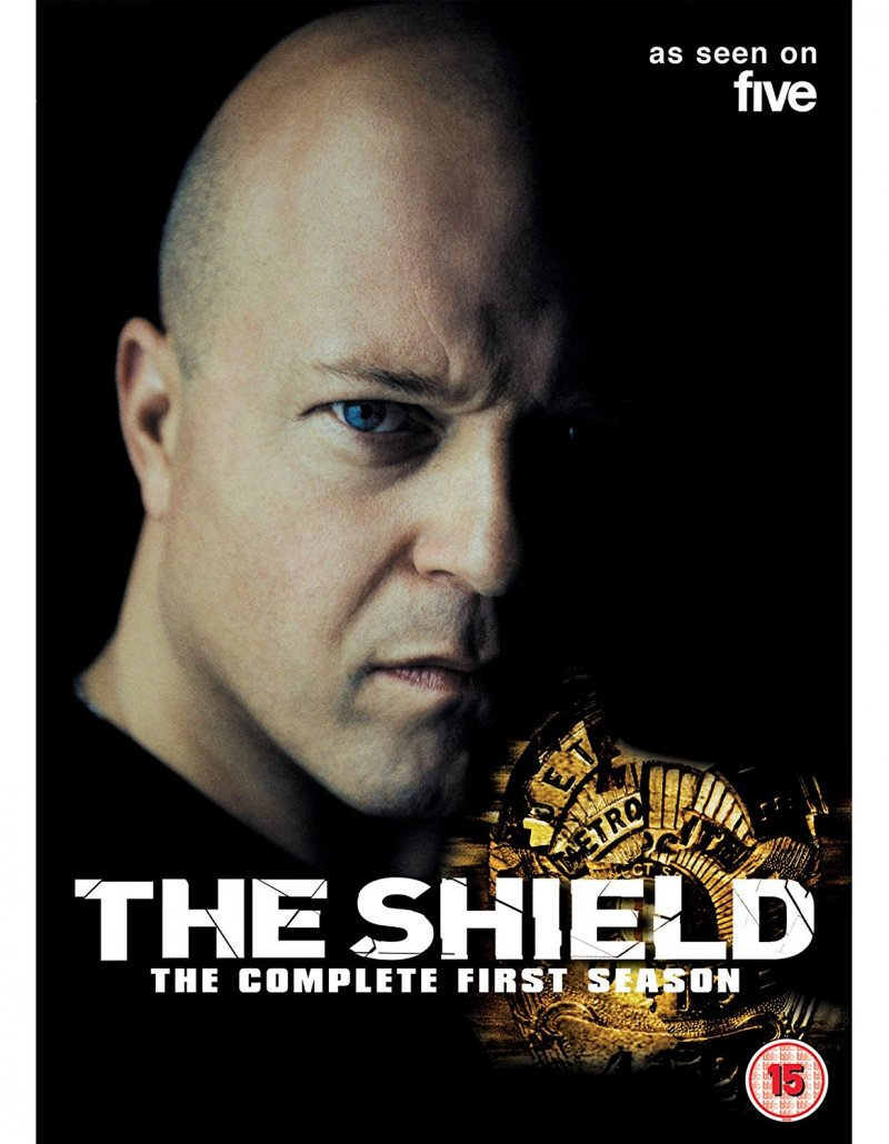 Image of   The Shield - Sæson 1 - DVD - Tv-serie