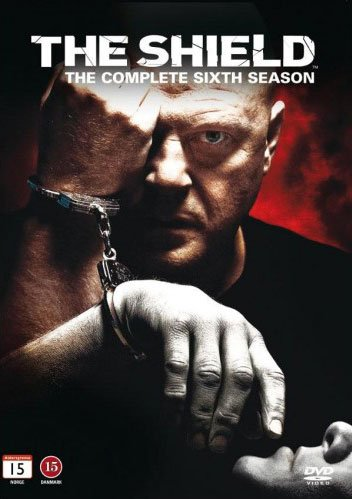 Image of   The Shield - Sæson 6 - DVD - Tv-serie