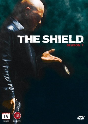 Image of   The Shield - Sæson 7 - DVD - Tv-serie