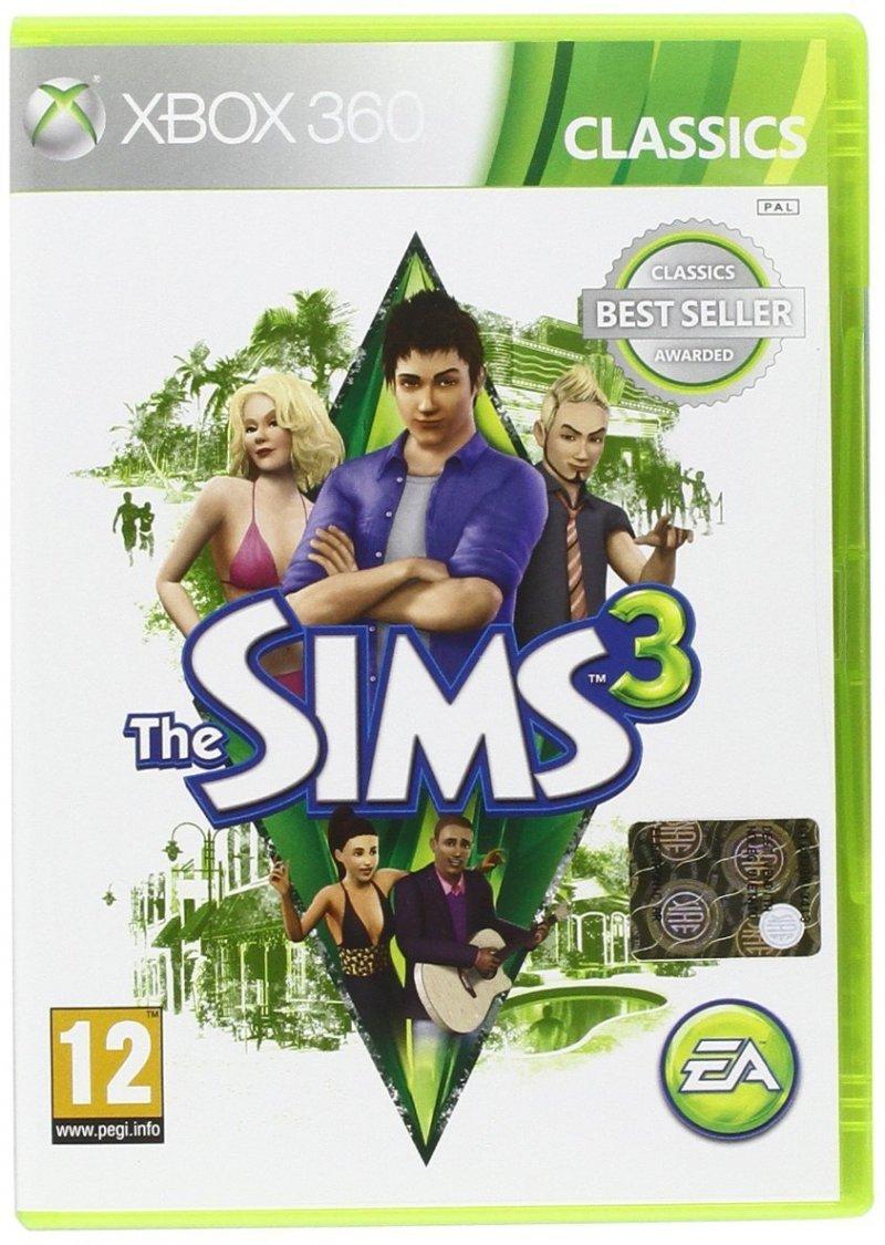 The Sims 3 (classics) - Xbox 360