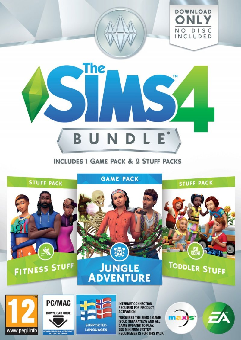 Image of   The Sims 4 - Bundle Pack 11 - PC