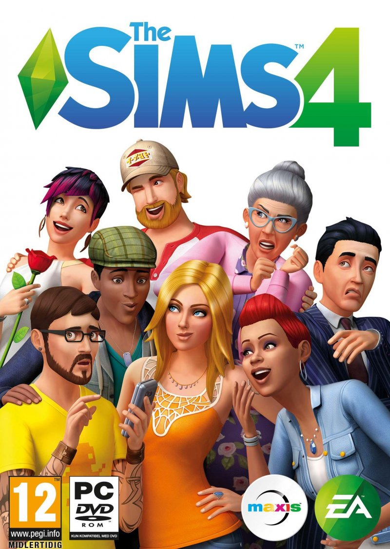 Image of   The Sims 4 - Nordic - PC