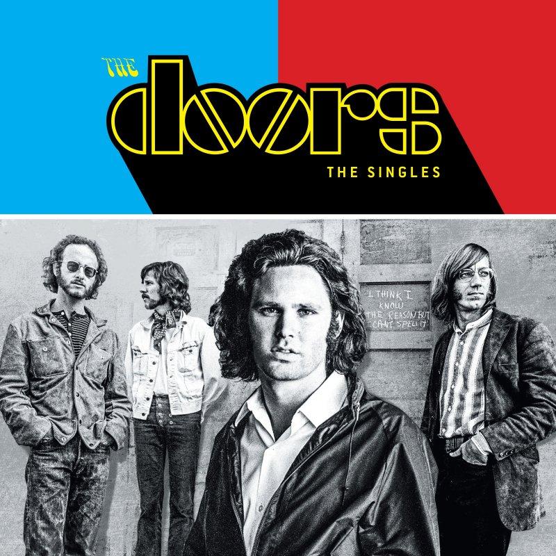 The Doors - The Singles (cd+blu-ray) - CD