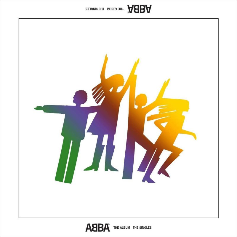 "Image of   Abba - The Singles - 7"" - Vinyl / LP"