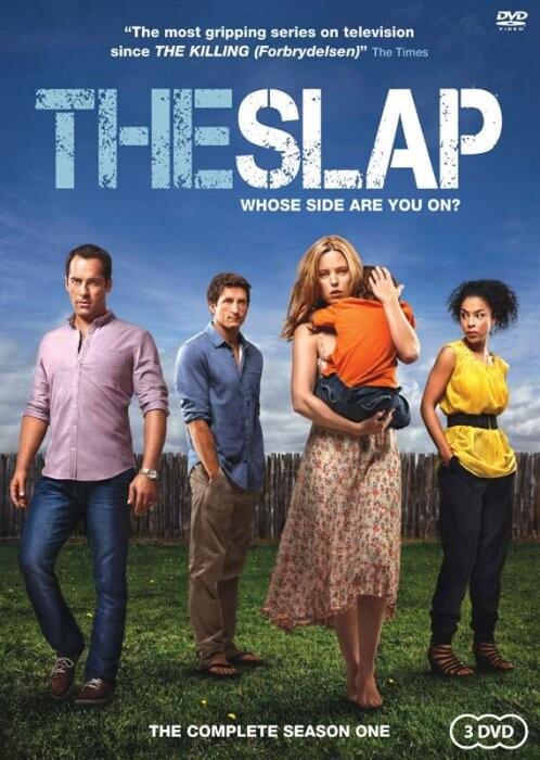 Image of   The Slap - DVD - Tv-serie