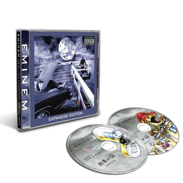 Image of   Eminem - The Slim Shady - Expanded Edition - CD