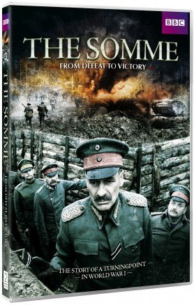 Image of   The Somme - From Defeat To Victory - Bbc - DVD - Film