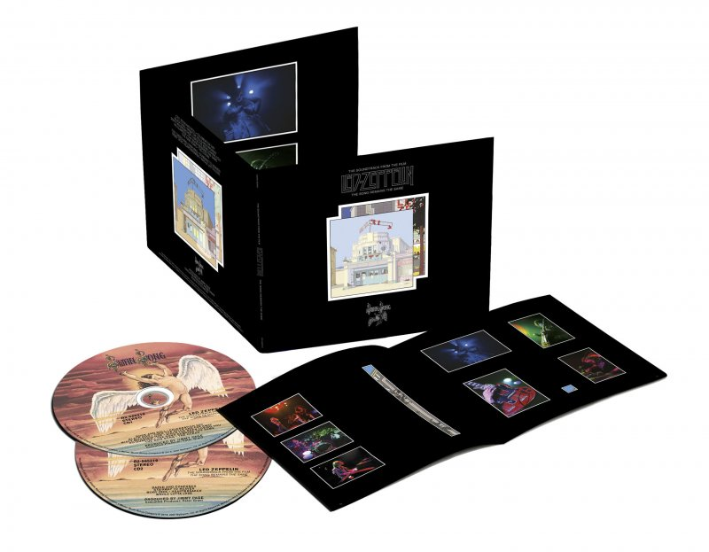 Image of   Led Zeppelin - The Song Remains The Same - CD