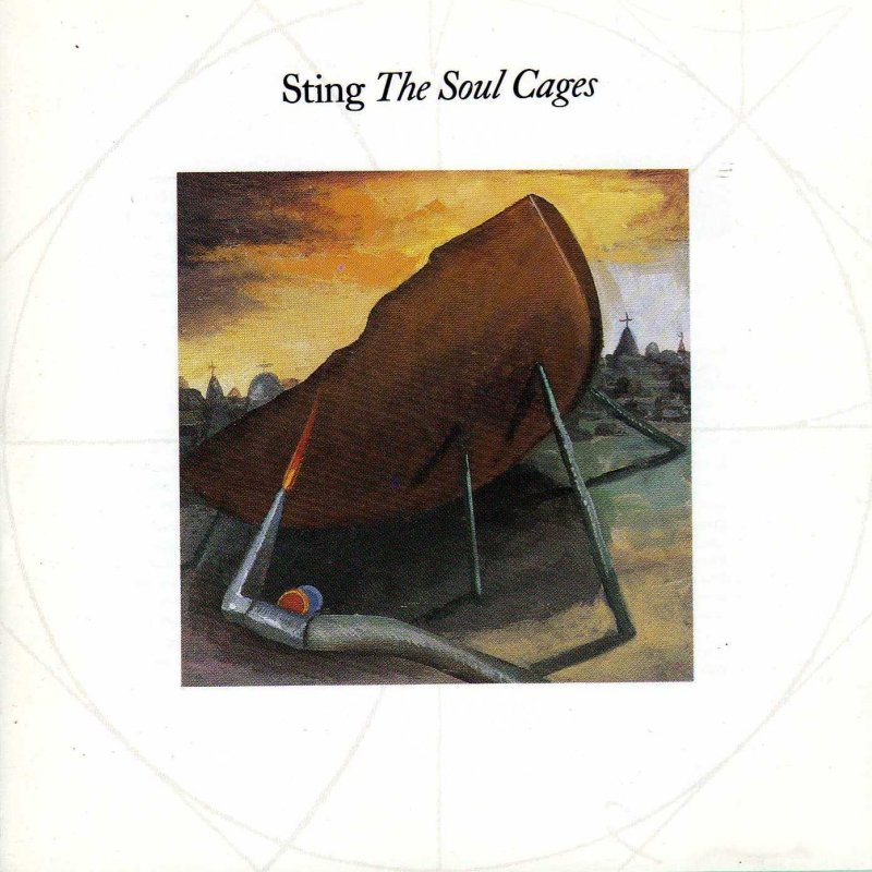 Sting - The Soul Cages - Vinyl / LP