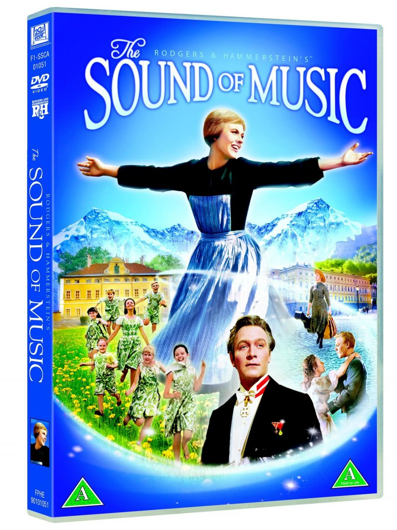 Billede af The Sound Of Music - DVD - Film