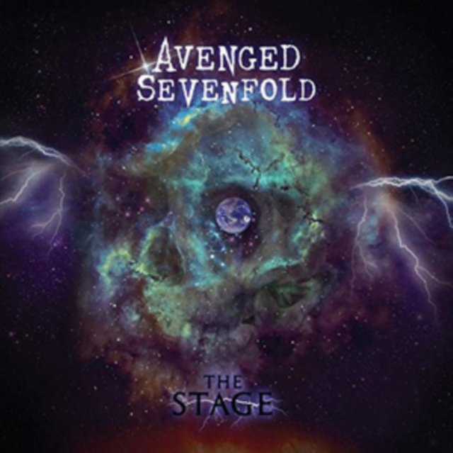 Image of   Avenged Sevenfold - The Stage - CD