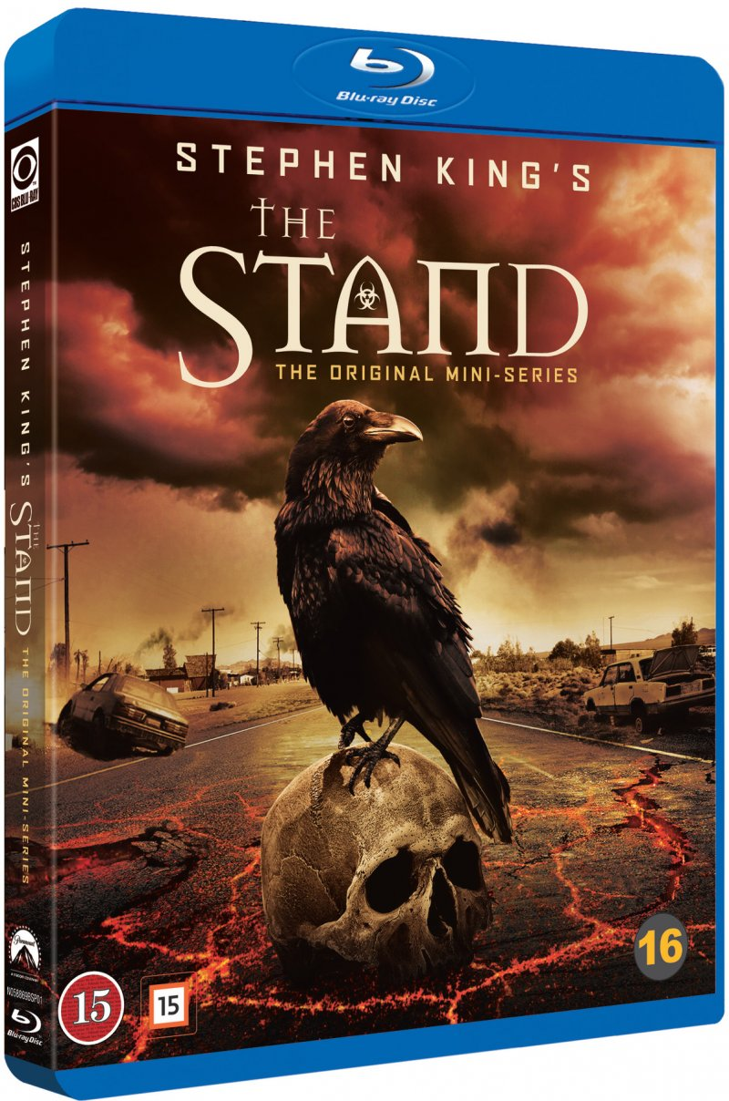 Image of   Opgøret / The Stand - Stephen King - Blu-Ray - Tv-serie