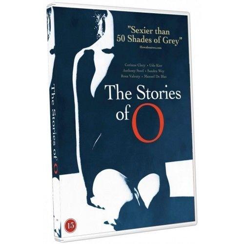 2c5bf0f7b956 The Stories Of O DVD Film → Køb billigt her