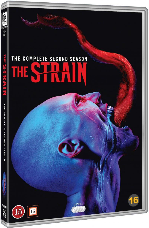 Billede af The Strain - Sæson 2 - DVD - Tv-serie