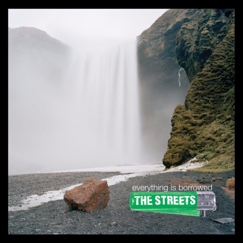 Image of   The Streets - Everything Is Borrowed - CD