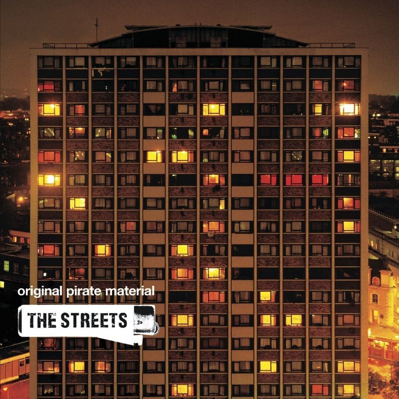 Image of   The Streets - Original Pirate Material - CD