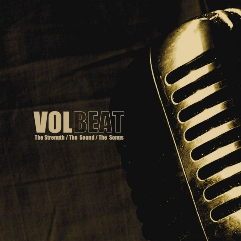 Volbeat - The Strength / The Sound / The Songs - Picture Disc - Vinyl / LP
