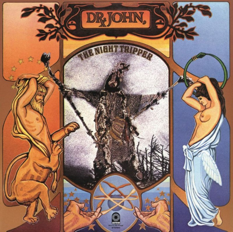 Image of   Dr. John - The Sun, Moon & Herbs - Vinyl / LP