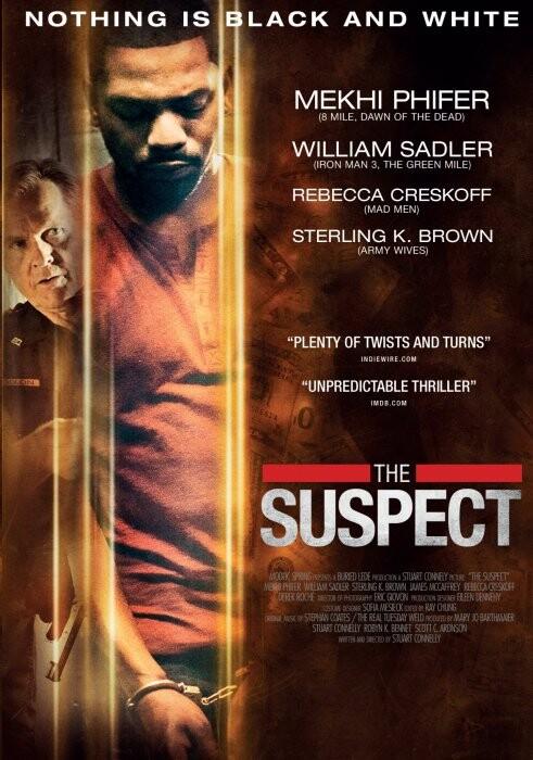 The Suspect - DVD - Film