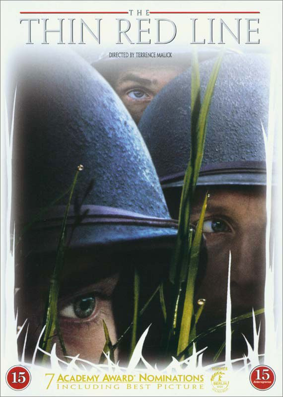 Image of   The Thin Red Line - DVD - Film