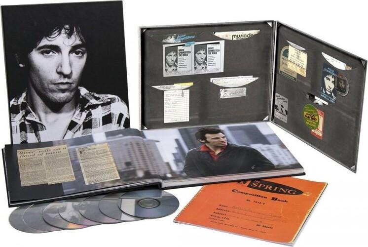 Billede af Bruce Springsteen - The Ties That Bind - River Collection 4 Cd + 2 Blu-ray - CD