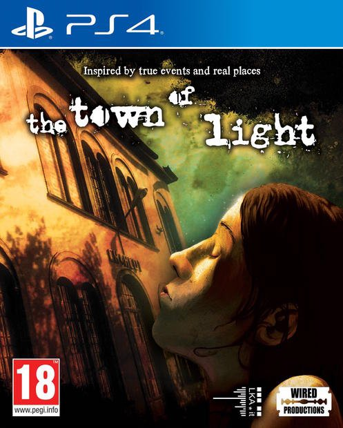 Image of   The Town Of Light - PS4