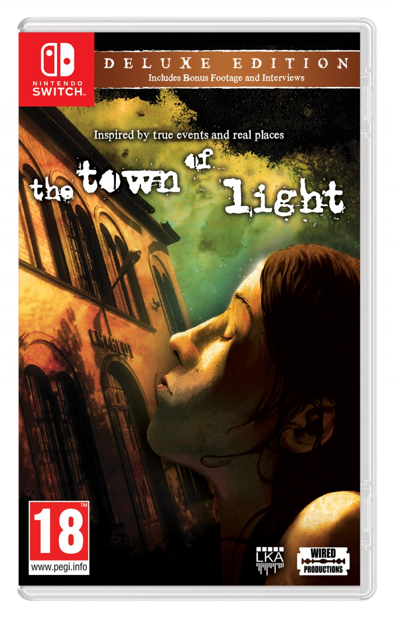 Image of   The Town Of Light - Nintendo Switch