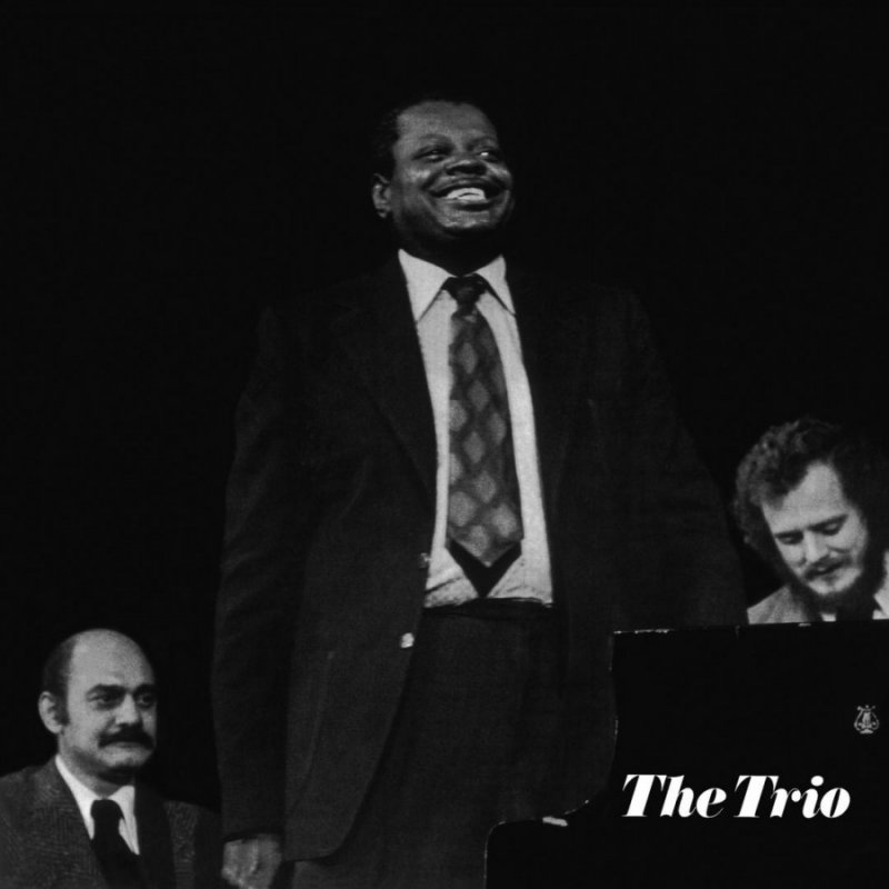 The Oscar Peterson Trio - The Trio - Vinyl / LP