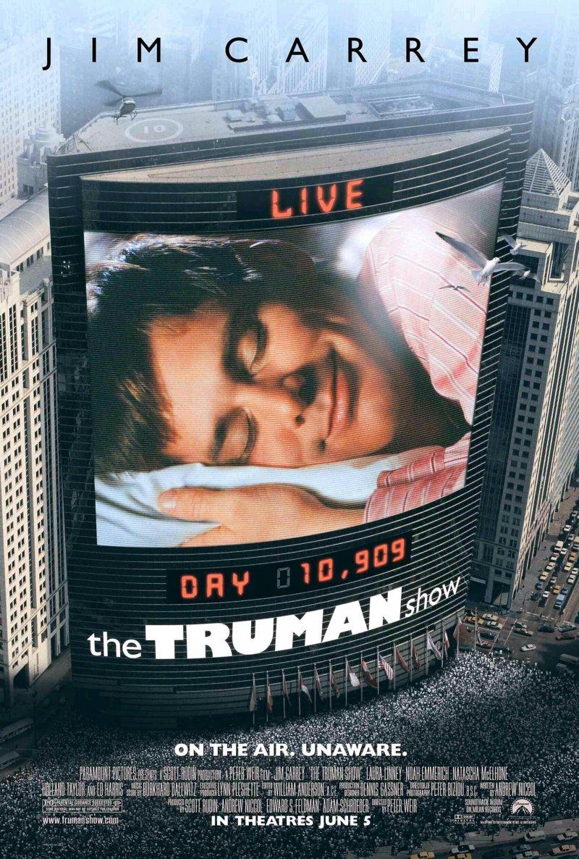 The Truman Show - DVD - Film