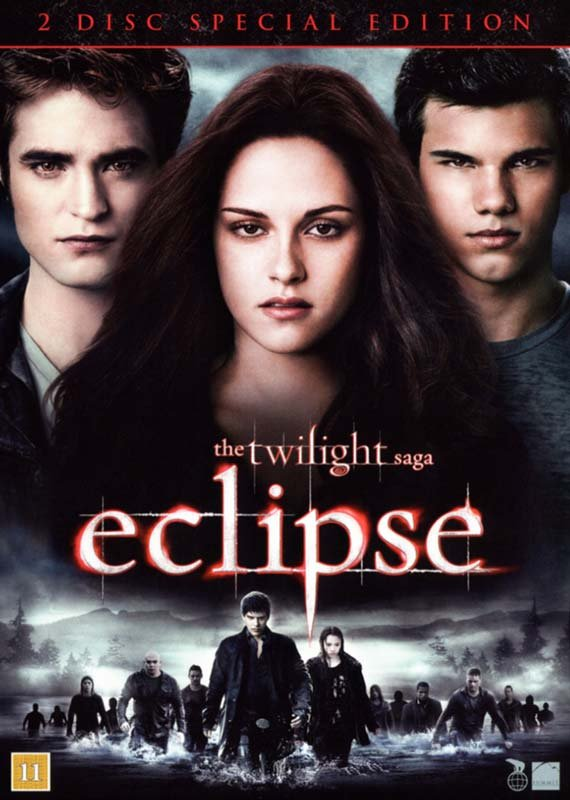 Image of   The Twilight Saga - Eclipse - Special Edition - DVD - Film