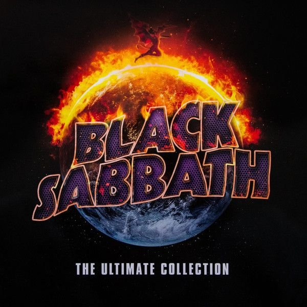Image of   Black Sabbath - The Ultimate Collection - CD