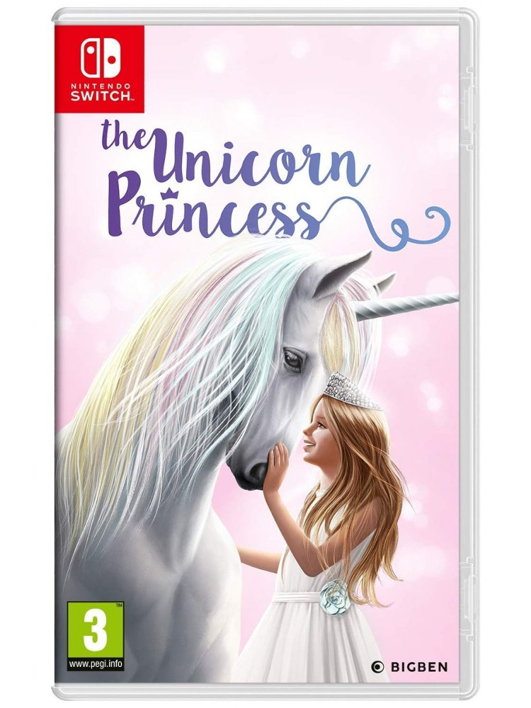 Image of   The Unicorn Princess - Nintendo Switch
