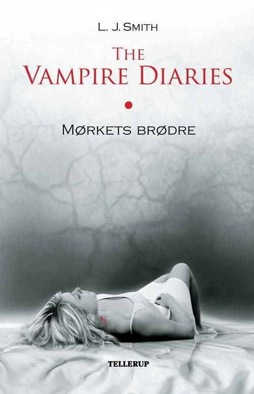 Image of   The Vampire Diaries #1 Mørkets Brødre (softcover) - L. J. Smith - Bog