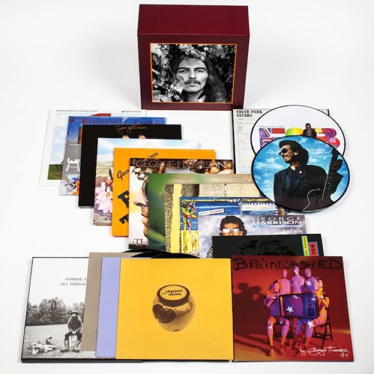 George Harrison - The Vinyl Collection - Vinyl / LP