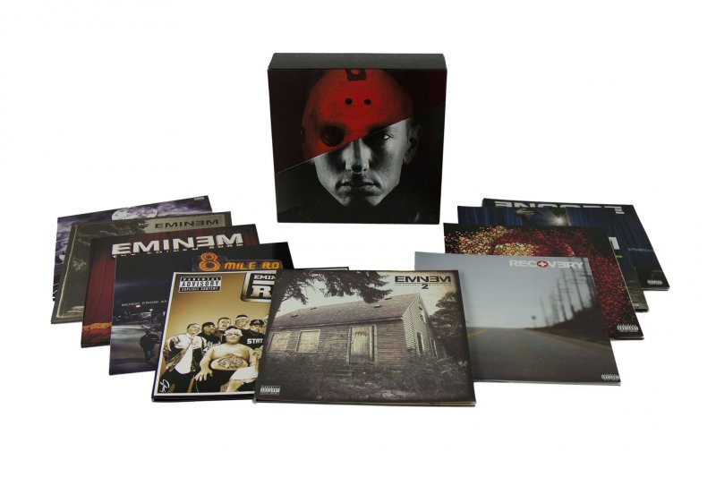 Eminem - The Vinyl Lps - Vinyl / LP