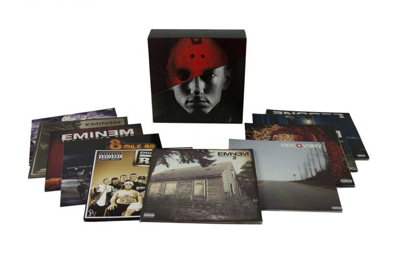 Image of   Eminem - The Vinyl Lps - Vinyl / LP