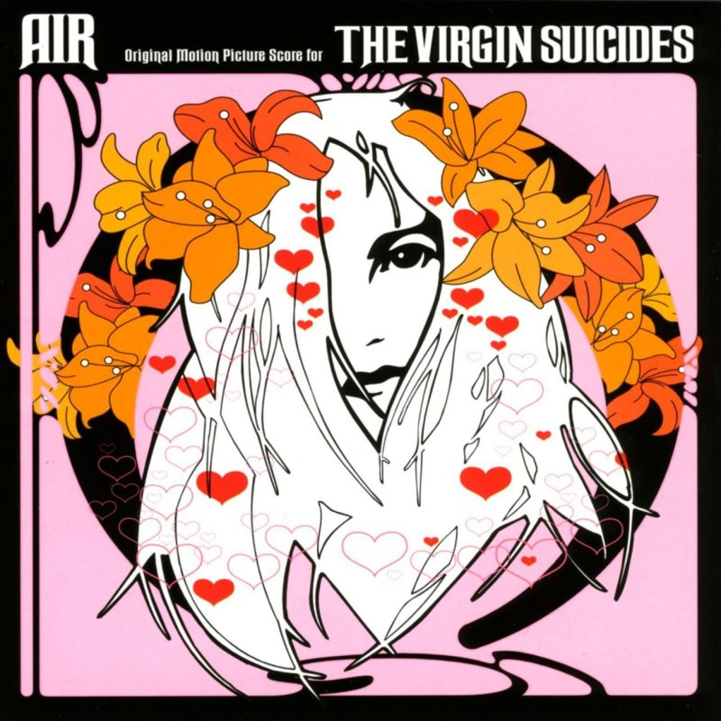 Image of   Air - The Virgin Suicides (original Soundtrack) - CD