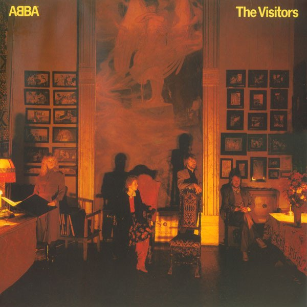 Image of   Abba - The Visitors - Vinyl / LP
