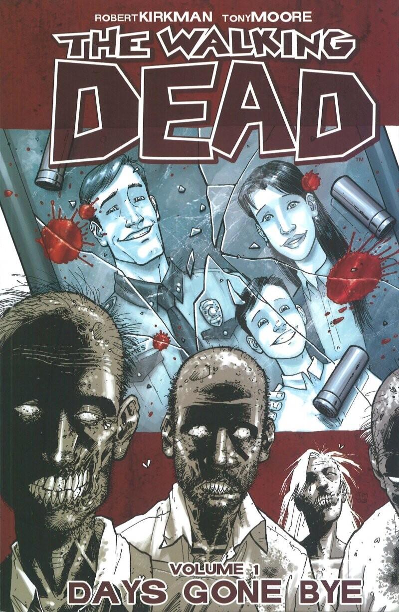 Billede af The Walking Dead 1 - Robert Kirkman - Tegneserie