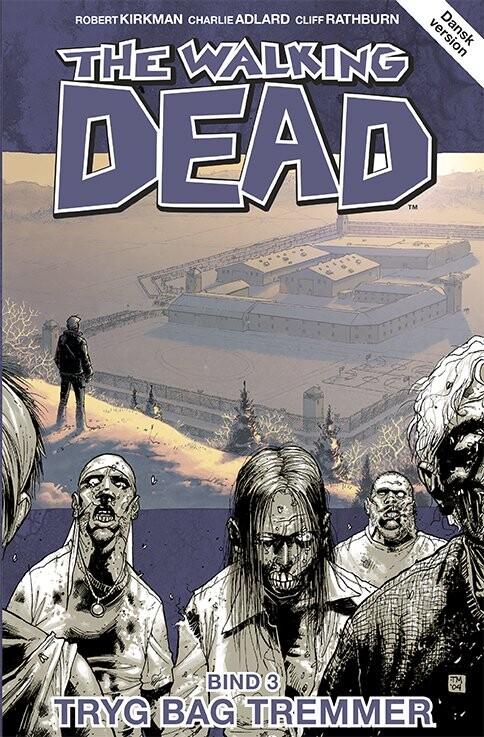 Billede af The Walking Dead 3 - Robert Kirkman - Tegneserie