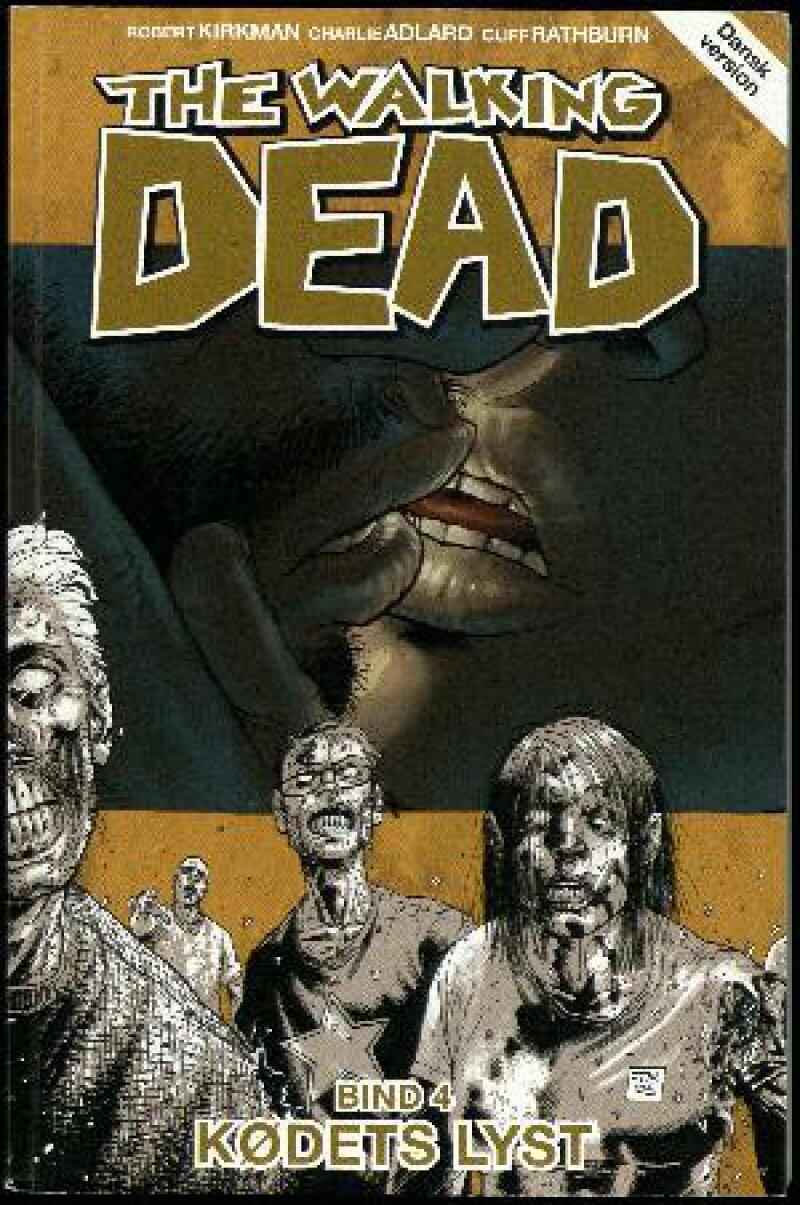 Billede af The Walking Dead 4 - Robert Kirkman - Tegneserie