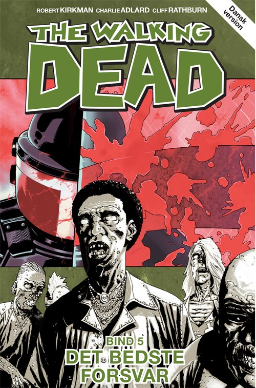 Billede af The Walking Dead 5 - Robert Kirkman - Tegneserie