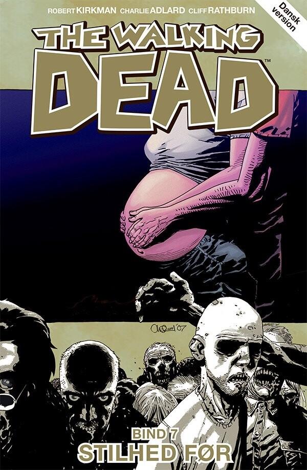Billede af The Walking Dead 7 - Robert Kirkman - Tegneserie