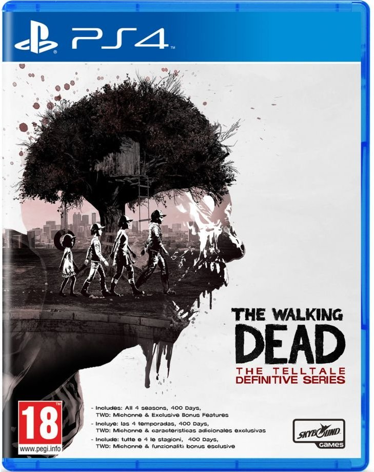 Image of   The Walking Dead: Definitive Series - PS4