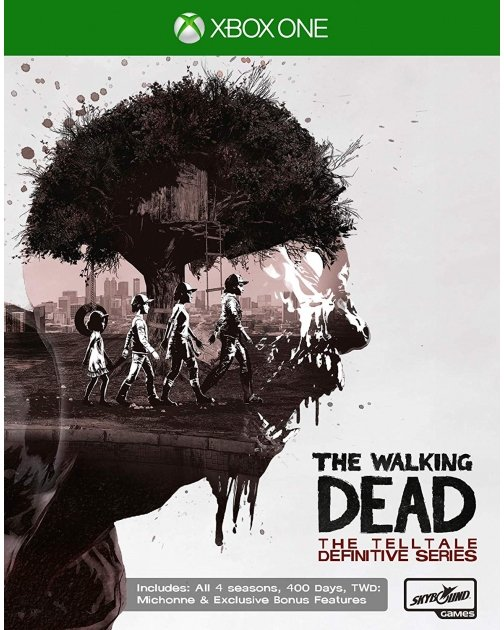 Image of   The Walking Dead: Definitive Series - Xbox One