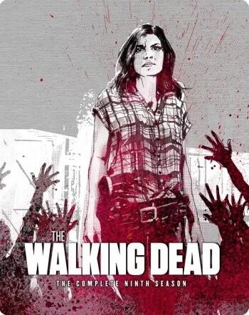 Billede af The Walking Dead - Sæson 9 - Steelbook - Blu-Ray - Tv-serie