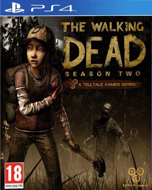 Image of   The Walking Dead: Season 2 - PS4